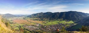 alpen - blick vom kofel - ettal - mario kegel photokDE