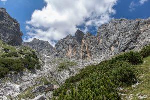 schuetzensteig oberhalb des reintales - alpen - mario kegel photokDE