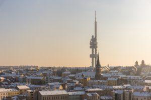 Prag - Tschechien- Fernsehturm - Mario Kegel - photokDE