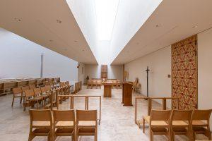 Leipzig - Probsteikirche St. Trinitatis - Andachtsraum - Mario Kegel - photok