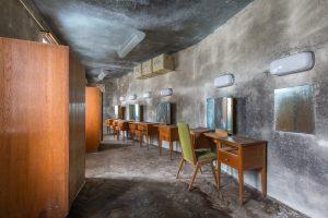 Kulturraum-Kultursaal-Künstlergarderobe-Lost Place-Mario Kegel-photokDE