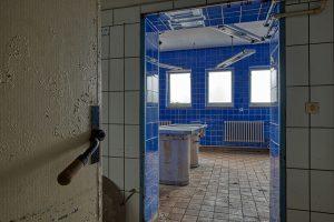 die blaue pathologie - lost place - verlassene orte - mario kegel - photok